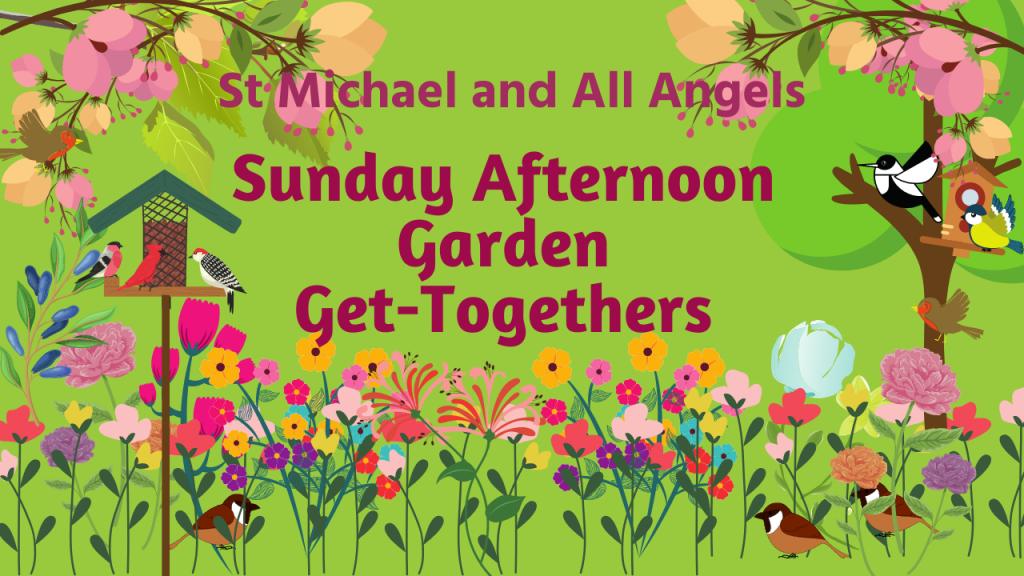 Garden Get-togethers