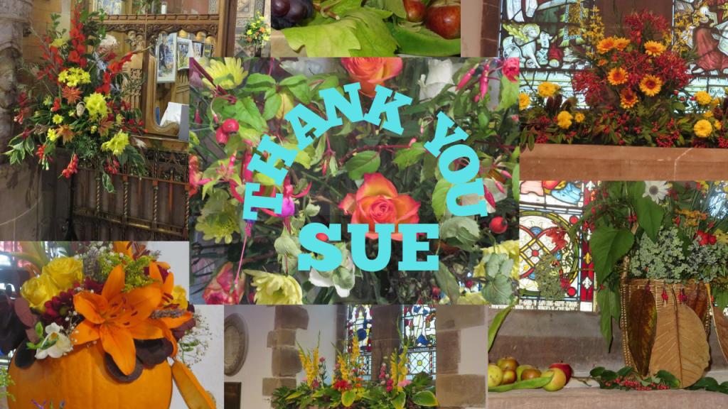 Thank You Sue