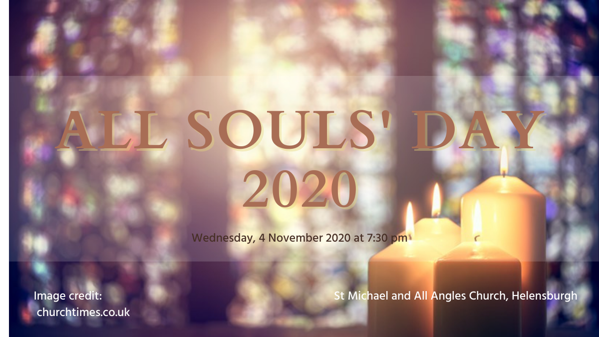 Candles for All Souls' Day