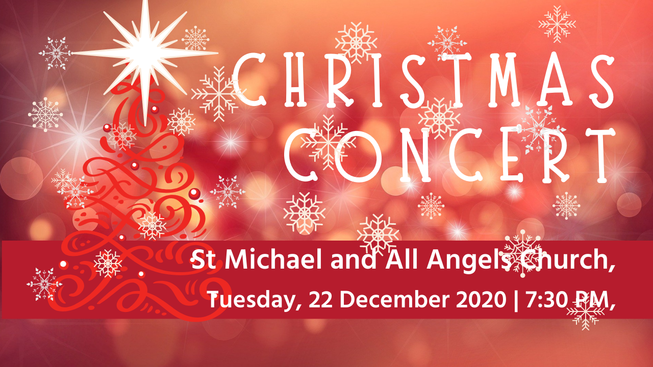 Christmas Concert at St Michael's