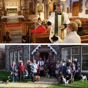 Pet Blessing Service Nov 2018
