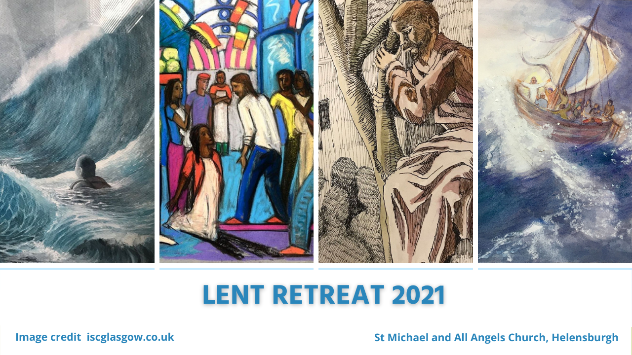Lent Retreat 2021