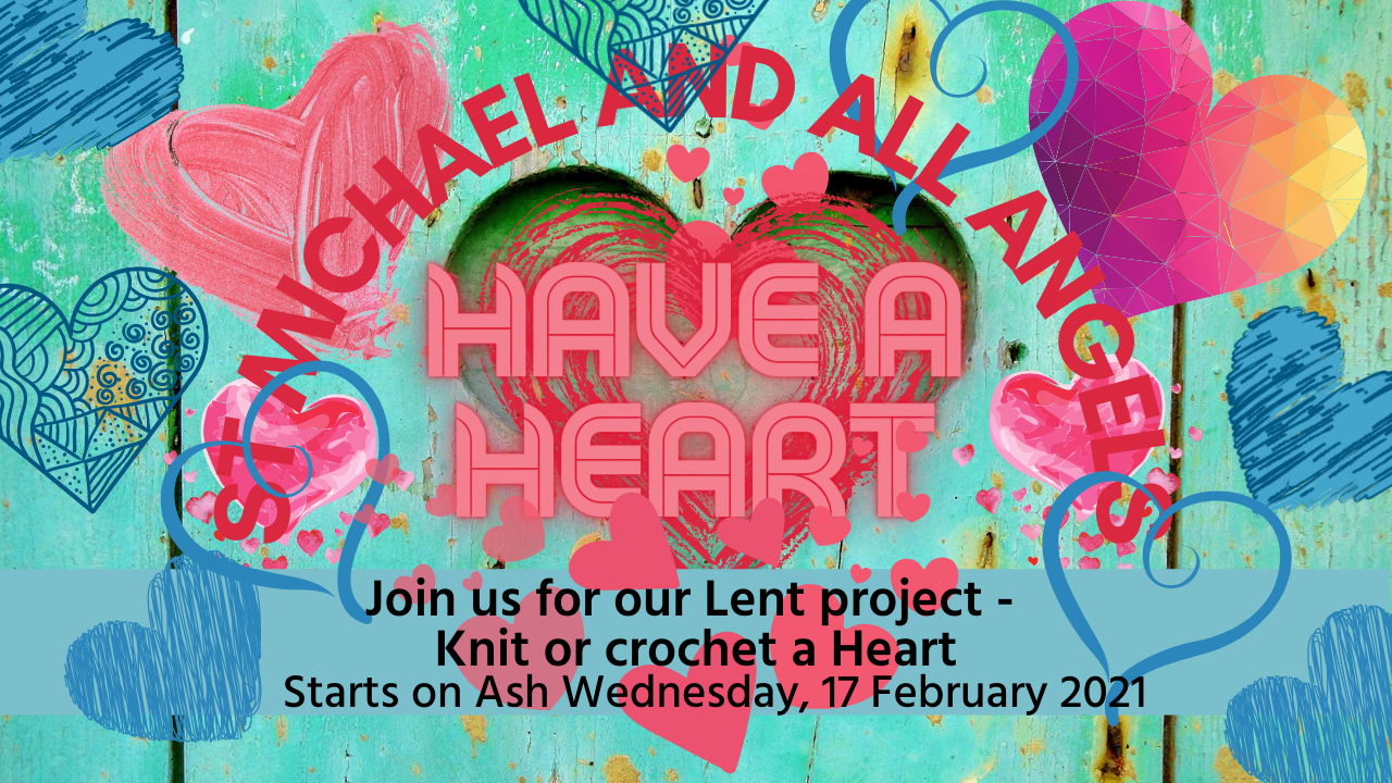 Have a Heart Lent Project