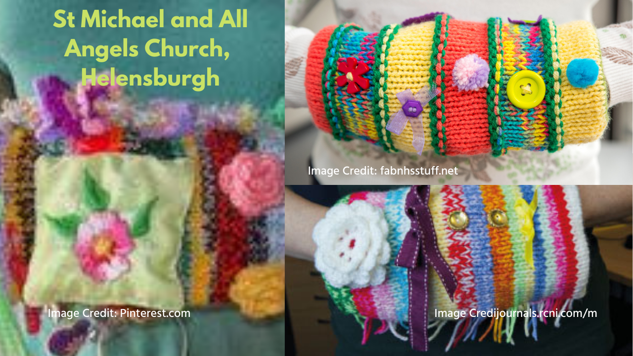 Twiddle Muffs for the NHS