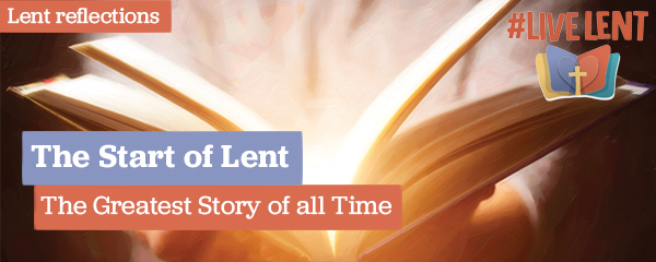 Start of Lent - CoE