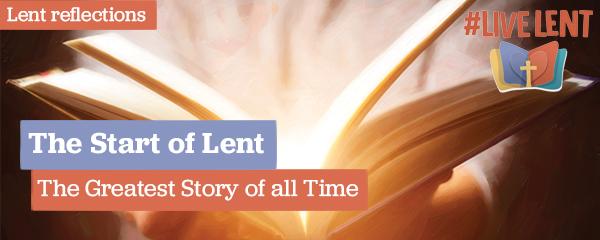 Start of Lent - CoE