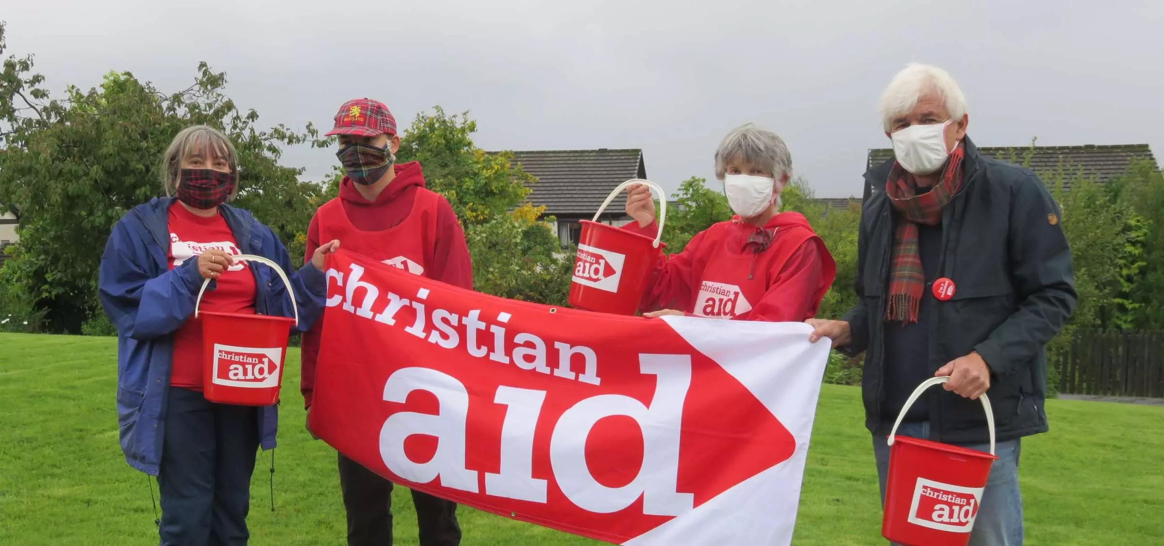 Helensburgh Christian Aid