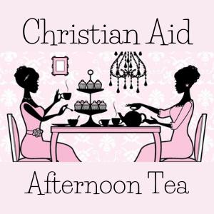 Christian Aid Afternoon Tea